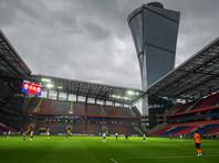 ЦСКА выиграл первый матч на новой домашней арене