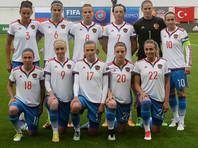 Российские футболистки пробились в финальную стадию чемпионата Европы