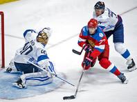 Россия вышла в полуфинал Кубка мира по хоккею, где сыграет с Канадой