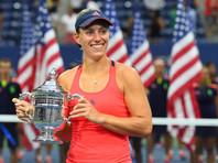 Ангелика Кербер впервые в карьере стала победительницей US Open