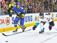 Сборная Европы не пустила шведов в финал Кубка мира по хоккею