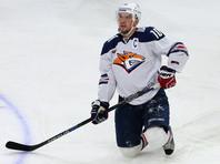 Сергей Мозякин стал лучшим снайпером в истории отечественного хоккея