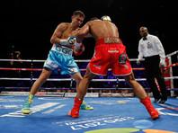 После удара Головкина у британского боксера стало троиться в глазах