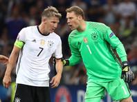 Голкипер Нойер будет капитаном сборной Германии после ухода из команды Швайнштайгера