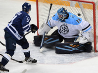 """Хоккеисты """"Динамо"""" выиграли пять матчей на старте КХЛ и возглавили турнирную таблицу"""