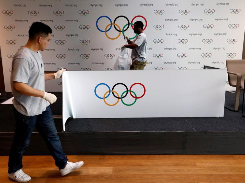 """Президент Белоруссии Александр Лукашенко заявил, что необходимо """"встряхнуть"""" Международный олимпийский комитет"""