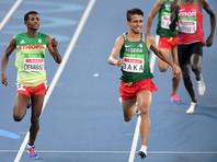 Четверо паралимпийцев пробежали 1500 метров быстрее олимпийского чемпиона