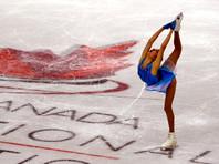 Фигуристка Медведева захватила лидерство на Skate Canada