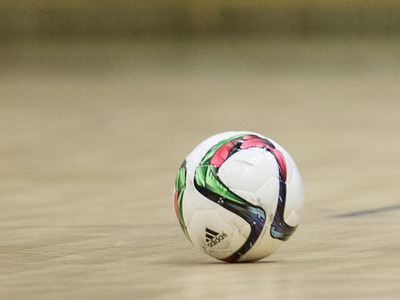 Сборная России по мини-футболу сыграла с иранками в хиджабах
