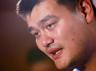 Знаменитый баскетболист Яо Мин назначен послом Китая на Марсе