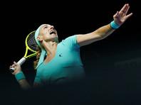 Светлана Кузнецова потерпела первое поражение на итоговом турнире WTA