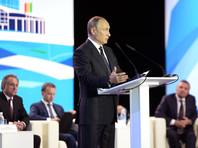 Владимир Путин: профессиональный спорт должен сам зарабатывать на свои нужды