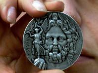 Медаль Олимпиады-1896 выставлена на аукцион