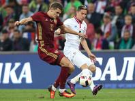 На новом стадионе в Краснодаре футболисты сборной России проиграли Коста-Рике