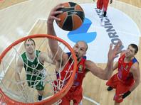 ЦСКА обыграл УНИКС в российском дерби баскетбольной Евролиги