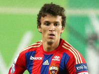 УЕФА на месяц отлучил от футбола полузащитника московского ЦСКА