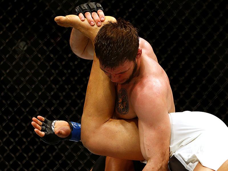 Украинский боец UFC Крылов: с российским паспортом мне будет проще