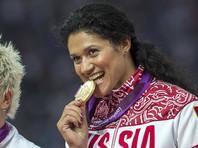 Татьяна Лысенко не собирается возвращать золотую медаль лондонской Олимпиады