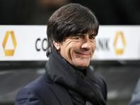 Йоахим Лев будет тренировать сборную Германии по футболу 14 лет подряд