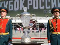 Определились первые четвертьфиналисты Кубка России по футболу