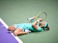 Светлана Кузнецова вышла в полуфинал Итогового турнира WTA