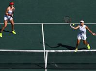 Макарова и Веснина вышли в полуфинал итогового турнира WTA
