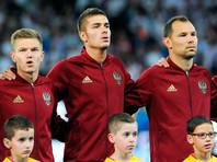 Сборная России по футболу в будущем году проведет 10 товарищеских матчей