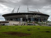 """Первую игру на новом стадионе """"Зенита"""" проведут ее строители"""