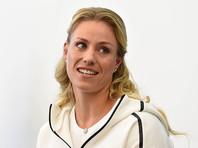 Теннисисткой года по версии WTA объявлена немка Анжелик Кербер