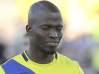 Эквадорский футболист сбежал от полиции во время матча национальной сборной (ВИДЕО)