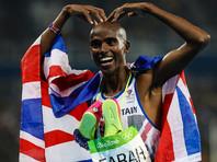 Легкоатлетом года в Европе признан британец Фара, которому WADA разрешила употреблять запрещенные препараты