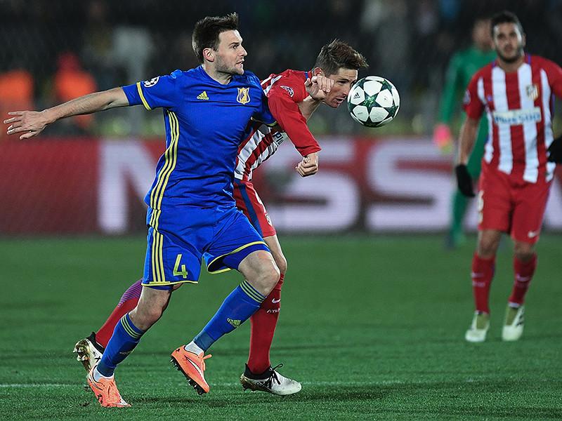 Матч группы D в Ростове-на-Дону завершился победой испанцев со счетом 1:0. Единственный мяч на 62-й минуте забил Янник Феррейра-Карраско