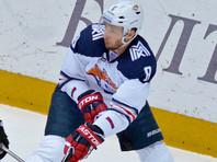 """Хоккеист """"Маталлурга"""", который сломал шею, считает, что ему повезло (ВИДЕО)"""