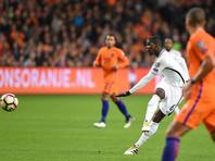 Французские футболисты одолели голландцев в квалификации ЧМ-2018