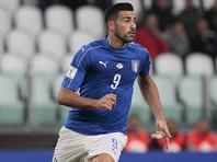Итальянского футболиста выгнали из сборной за отказ пожать руку тренеру