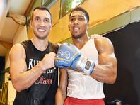 Боксерский поединок Джошуа и Кличко оказался под вопросом