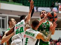 Баскетболисты УНИКСа потерпели третье поражение на старте Евролиги