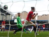 """""""Челси"""" отправил четыре безответных мяча в ворота """"Манчестер Юнайтед"""""""