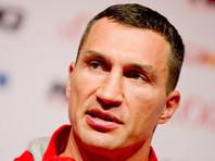 Владимир Кличко из-за травмы не выйдет на ринг до весны