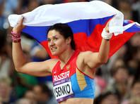 МОК лишил метательницу молота Татьяну Лысенко золота Игр-2012