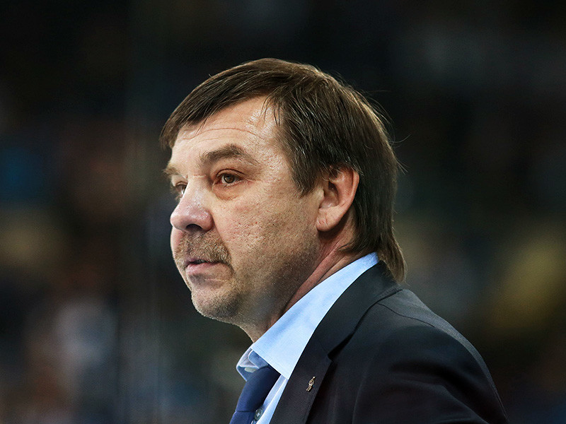 Олег Знарок решил дать шанс молодым хоккеистам на Кубке Карьяла