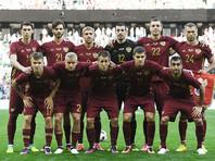 Российские футболисты проведут товарищеский матч с итальянцами