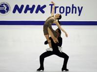 Канадская пара установила мировой рекорд в танцах на льду