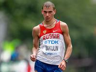 Российский ходок Сергей Бакулин возобновил карьеру, вернув призовые