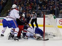 """""""Коламбус"""" Бобровского забросил десять безответных шайб в ворота лидера НХЛ"""