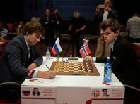 Карякин и Карлсен разыграют шахматную корону на тай-брейке