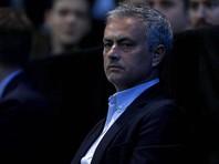 """Моуринью считает, что """"Манчестер Юнайтед"""" - самый невезучий клуб Англии в нынешнем сезоне"""