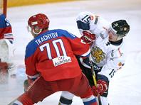 Хоккеисты сборной РФ стартовали в Евротуре с победы над финнами