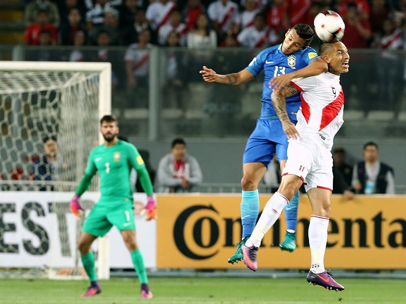 Бразилия одержала шестую победу подряд в квалификации ЧМ-2018
