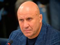 Мамиашвили переизбран на пост президента Федерации спортивной борьбы России